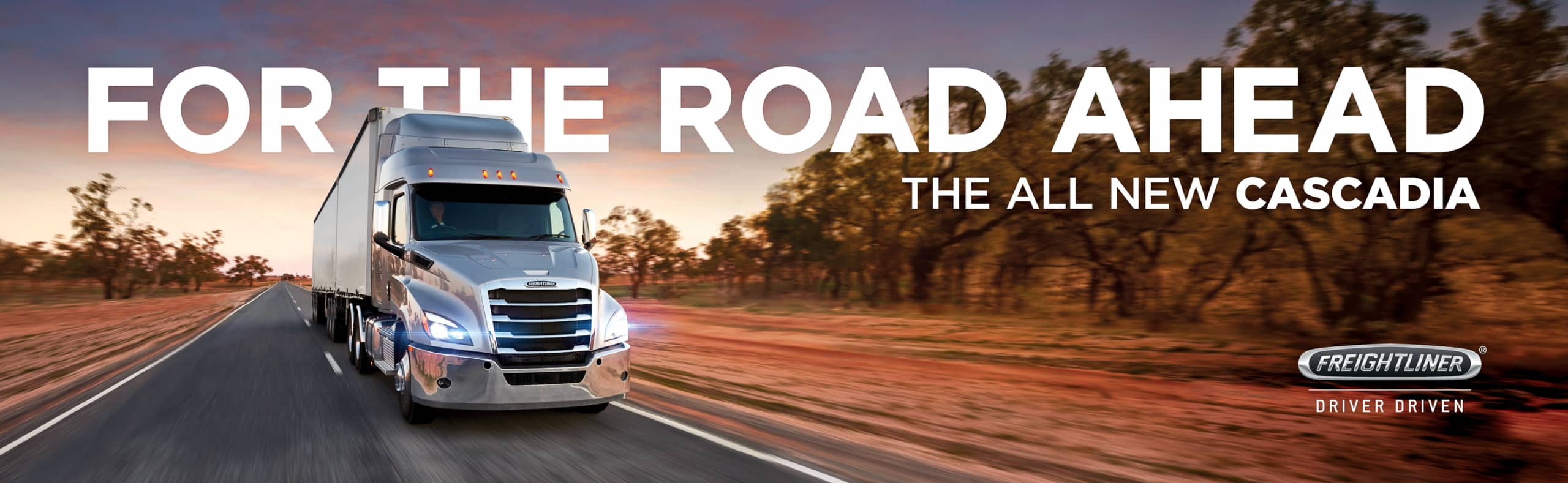Akkomplice | Freightline Cascadia - For the road ahead
