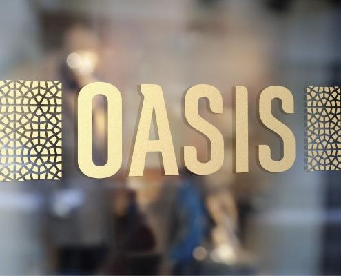 Oasis Melbourne - Rebrand