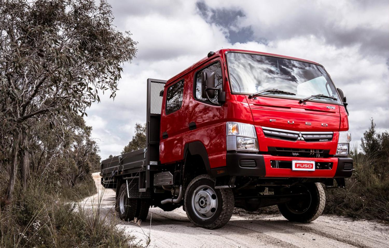 Akkomplice | Fuso Trucks