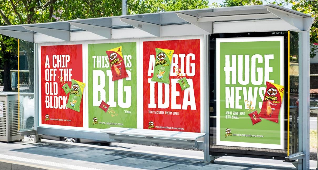 Pringles | Akkomplice creates first locally made Campagin for Pringles