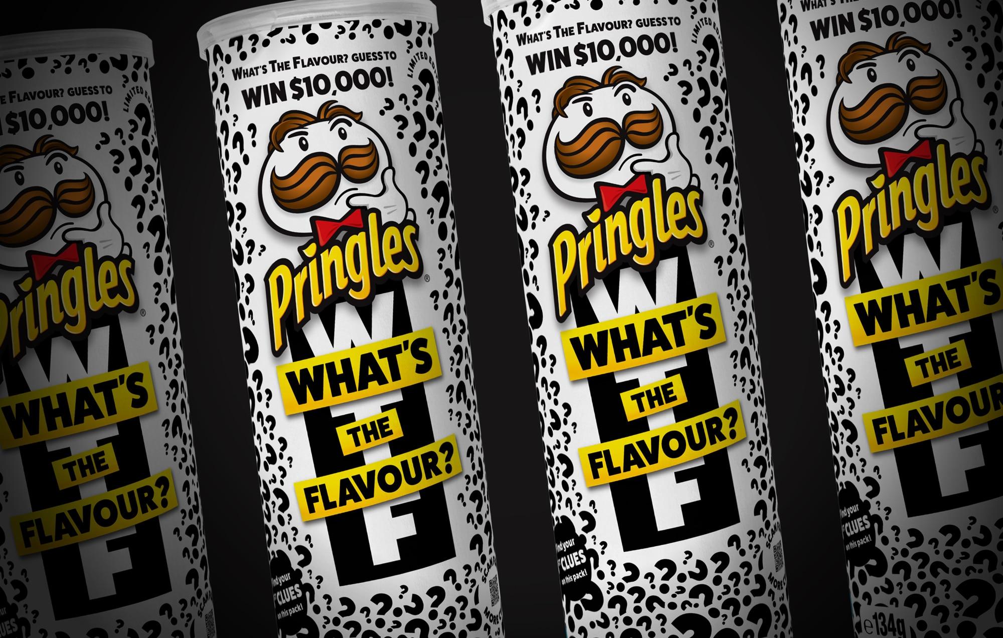 Akkomplice   Pringles - WTF Campaign