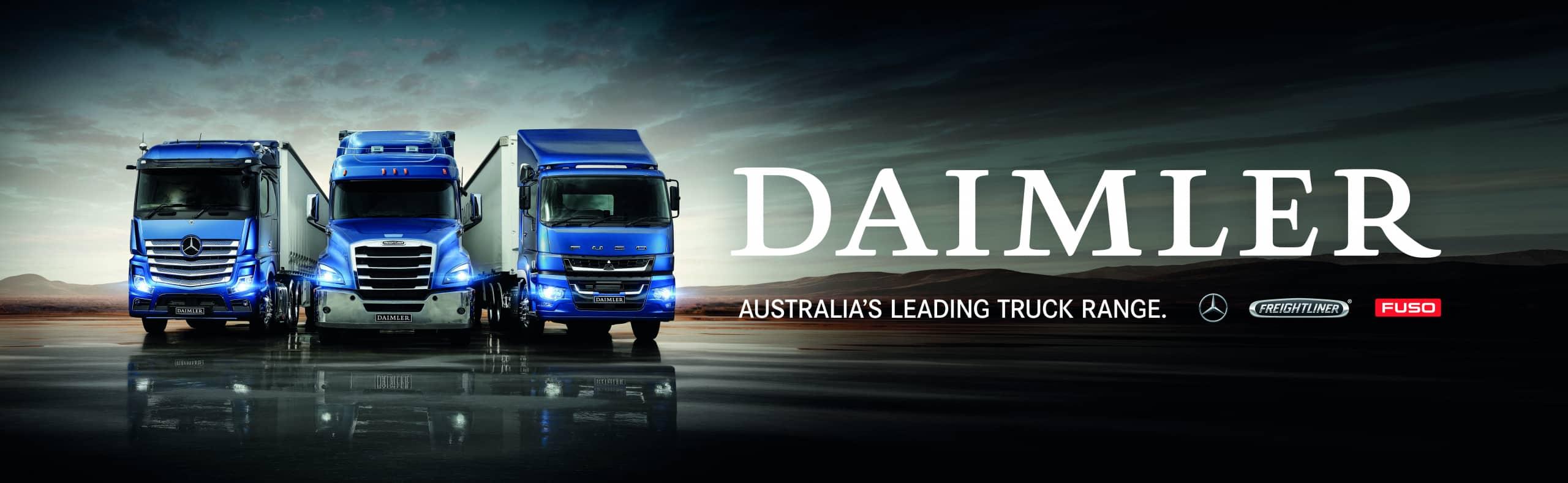 Akkomplice | Daimler — Brisbane Truckshow 2021