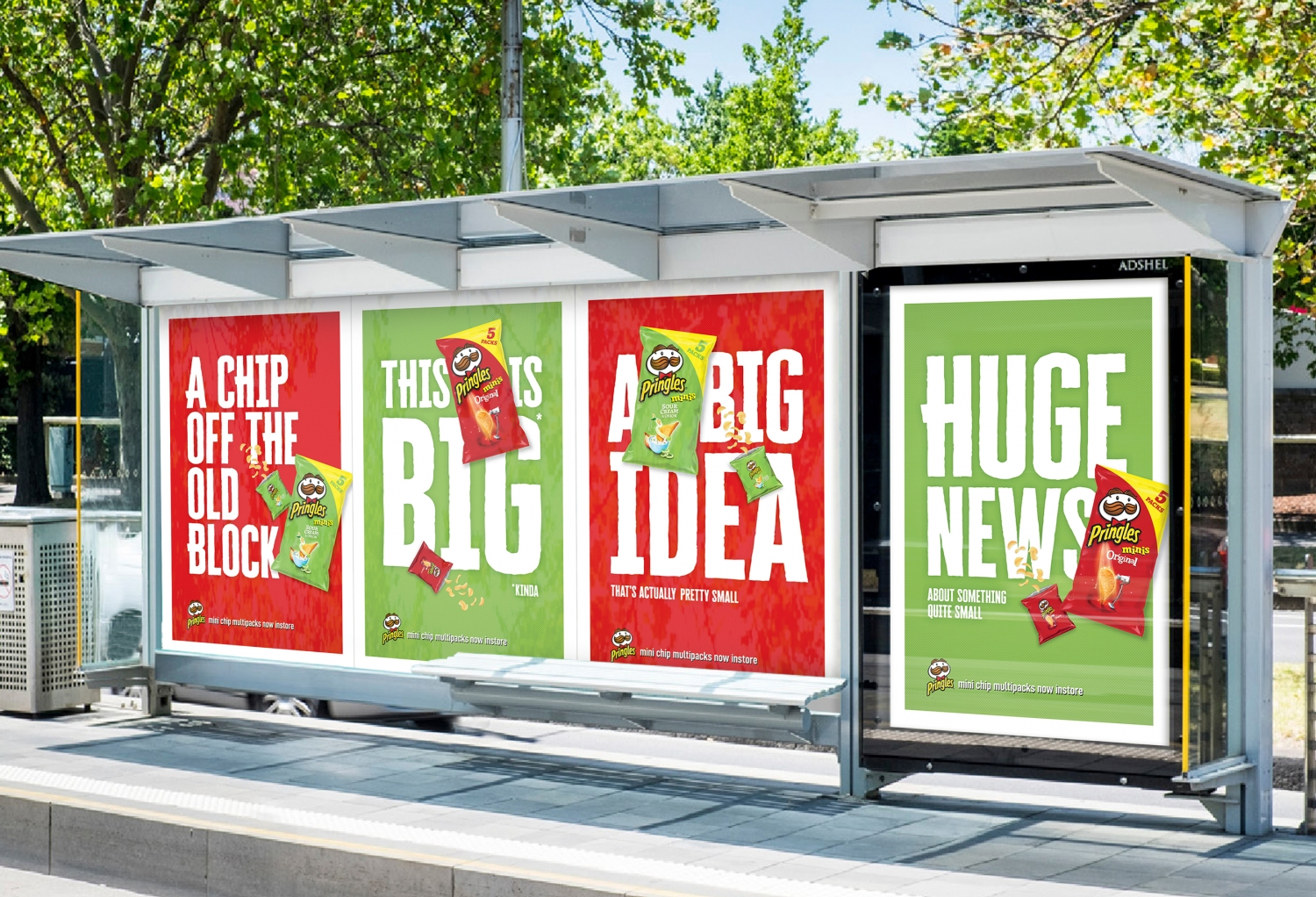 Pringles Mini - A Big Idea | Akkomplice